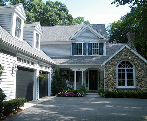 Cape Cod Home Builder and Design
