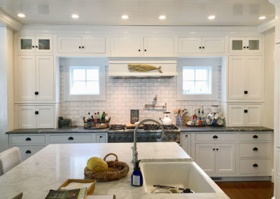 Barnstable Harbor Builders Kitchen