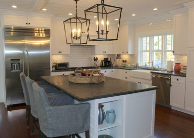 Barnstable Harbor Builders | Kitchen Island