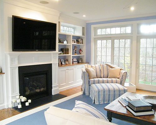Cape cod builder and designer barnstable harbor builders Cape cod home interior design