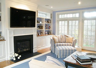 Cape Cod Interior Designer | Barnstable Harbor Builders